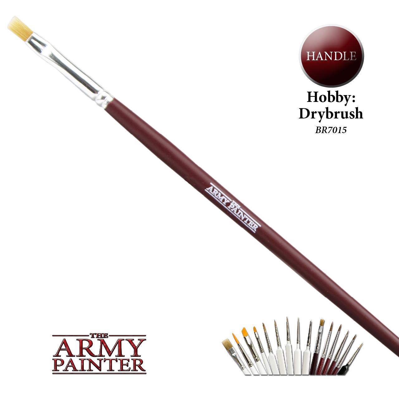 Hobby Brush: Drybrush Box Front