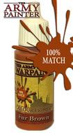 Warpaints: Fur Brown 18ml Box Front