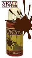 Warpaints: Oak Brown 18ml Box Front