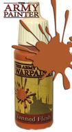 Warpaints: Tanned Flesh 18ml Box Front