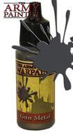 Warpaints: Gun Metal 18ml Box Front