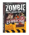 Warpaints: Zombicide Toxic/prison Paint Set Box Front