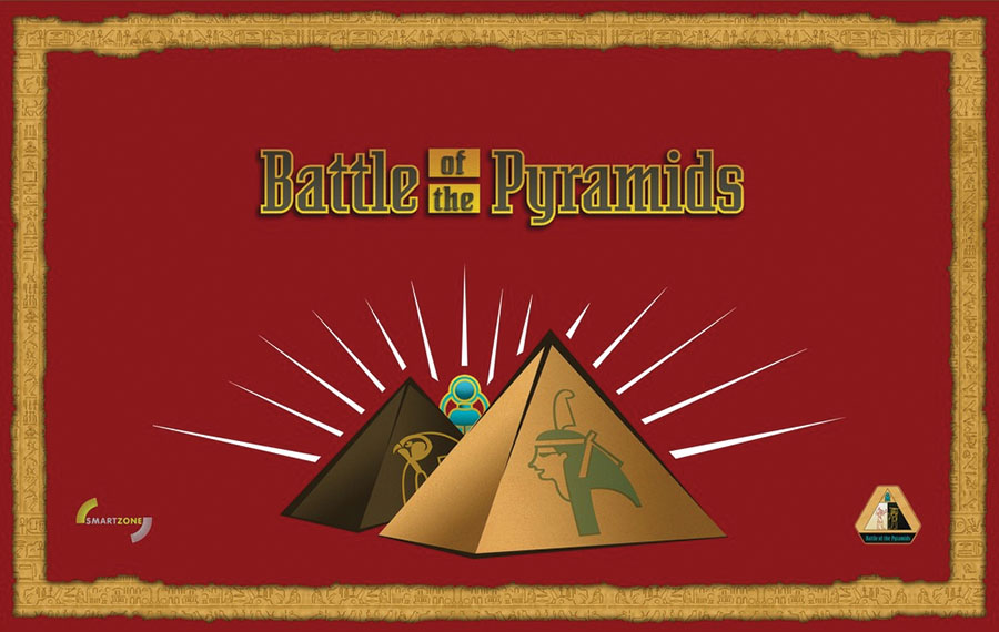 Battle Of The Pyramids Box Front