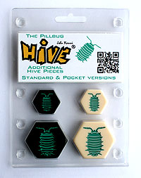 Hive: Pillbug Standard Expansion Box Front