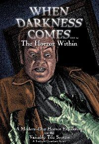When Darkness Comes: The Horror Within Box Front