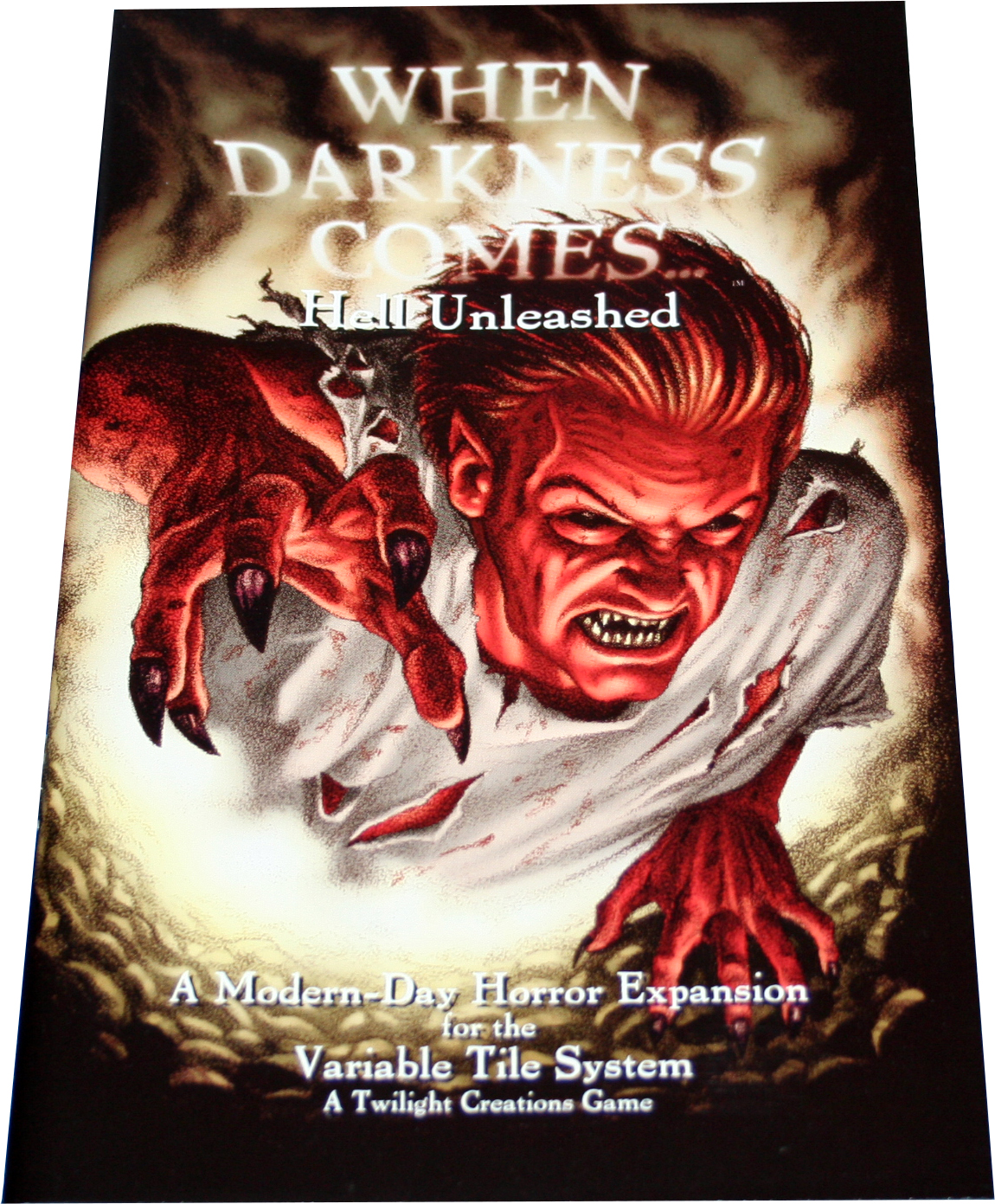 When Darkness Comes: Hell Unleashed Box Front