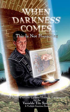 When Darkness Comes: This Is Not Happening Box Front