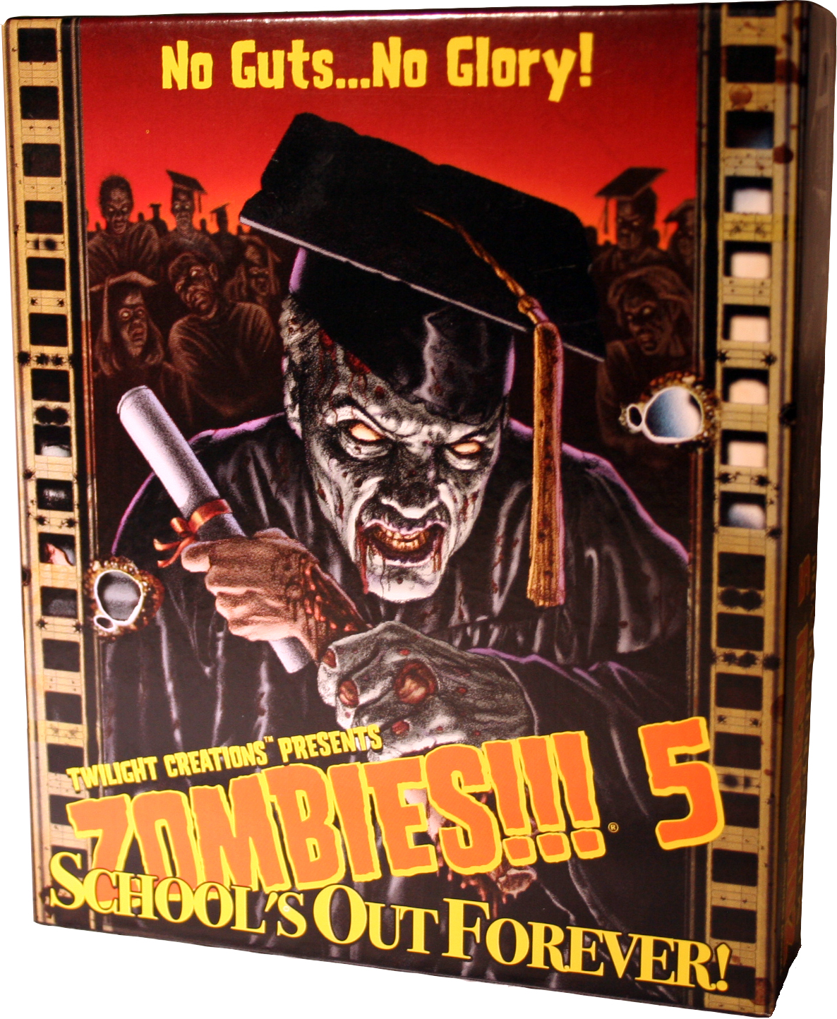 Zombies!!!: 5 - Schools Out Forever (2nd Edition) Box Front