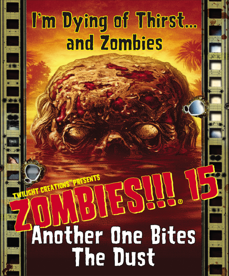 Zombies!!!: 15 - Another One Bites The Dust Box Front