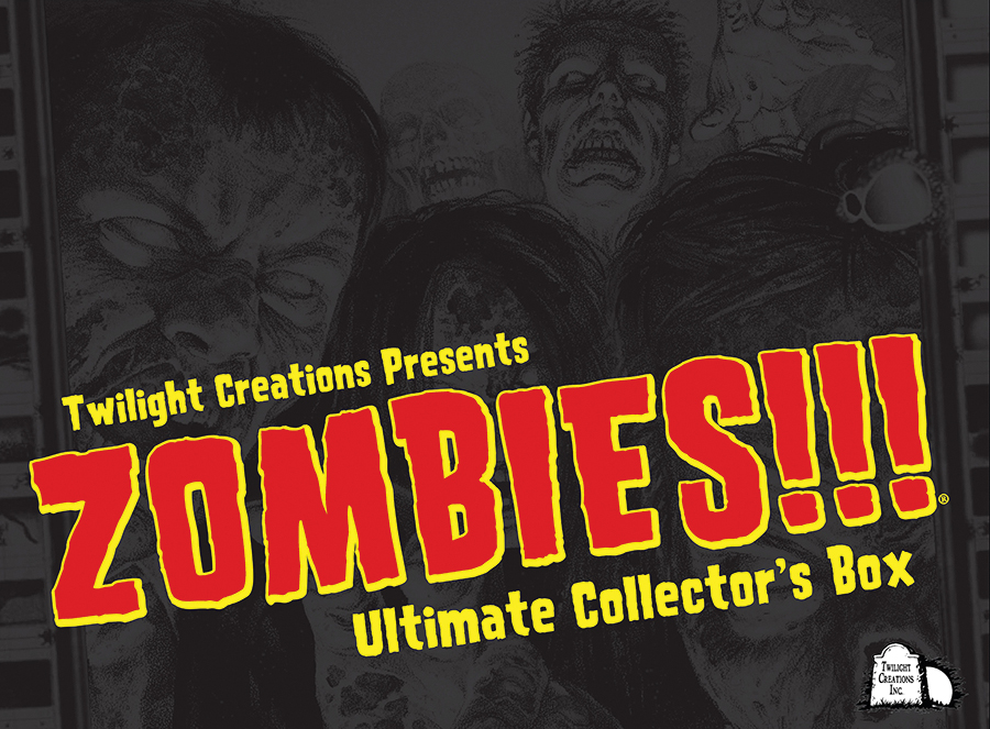 Zombies!!! Ultimate Collector`s Box Box Front