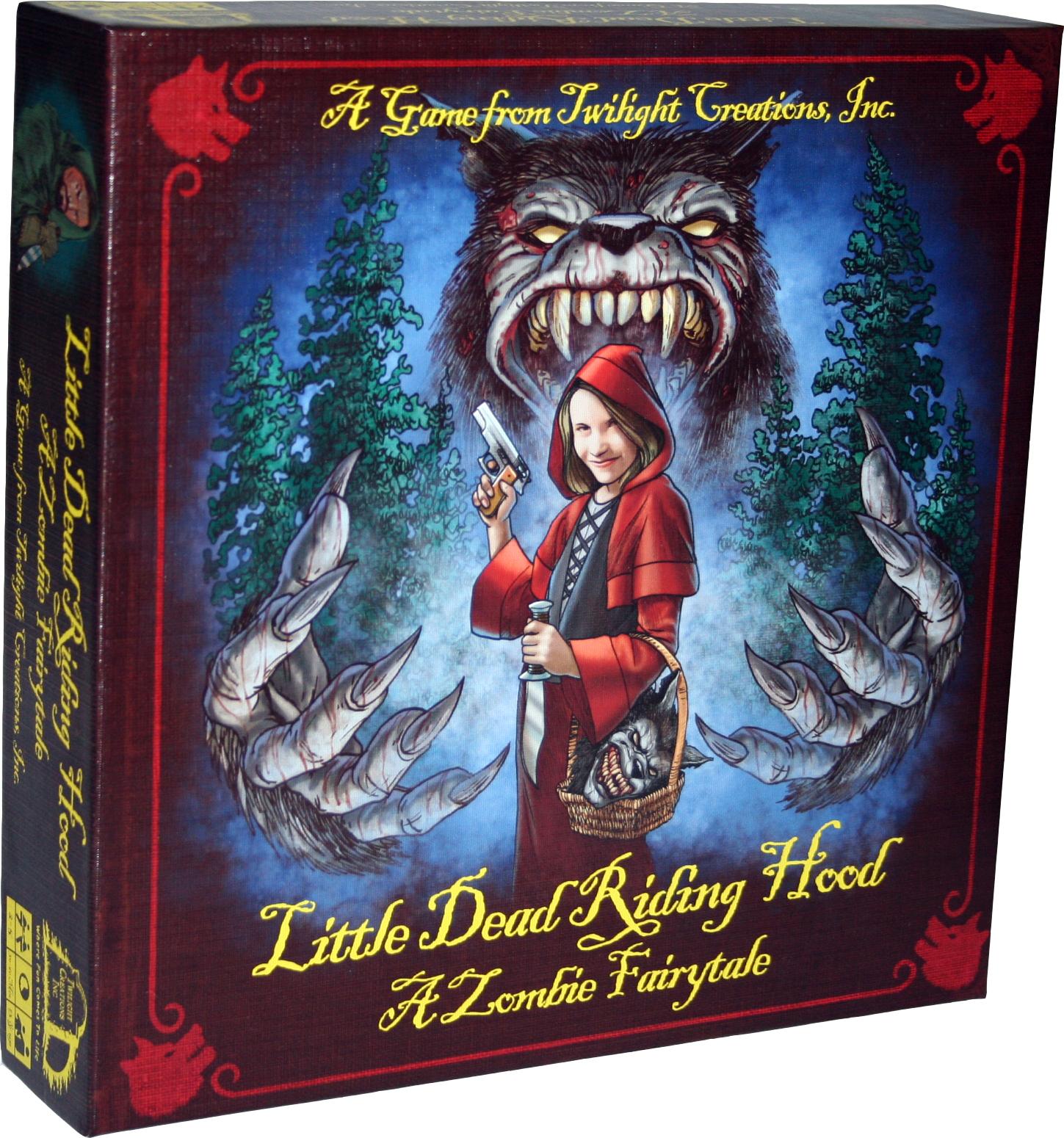 Little Dead Riding Hood Box Front