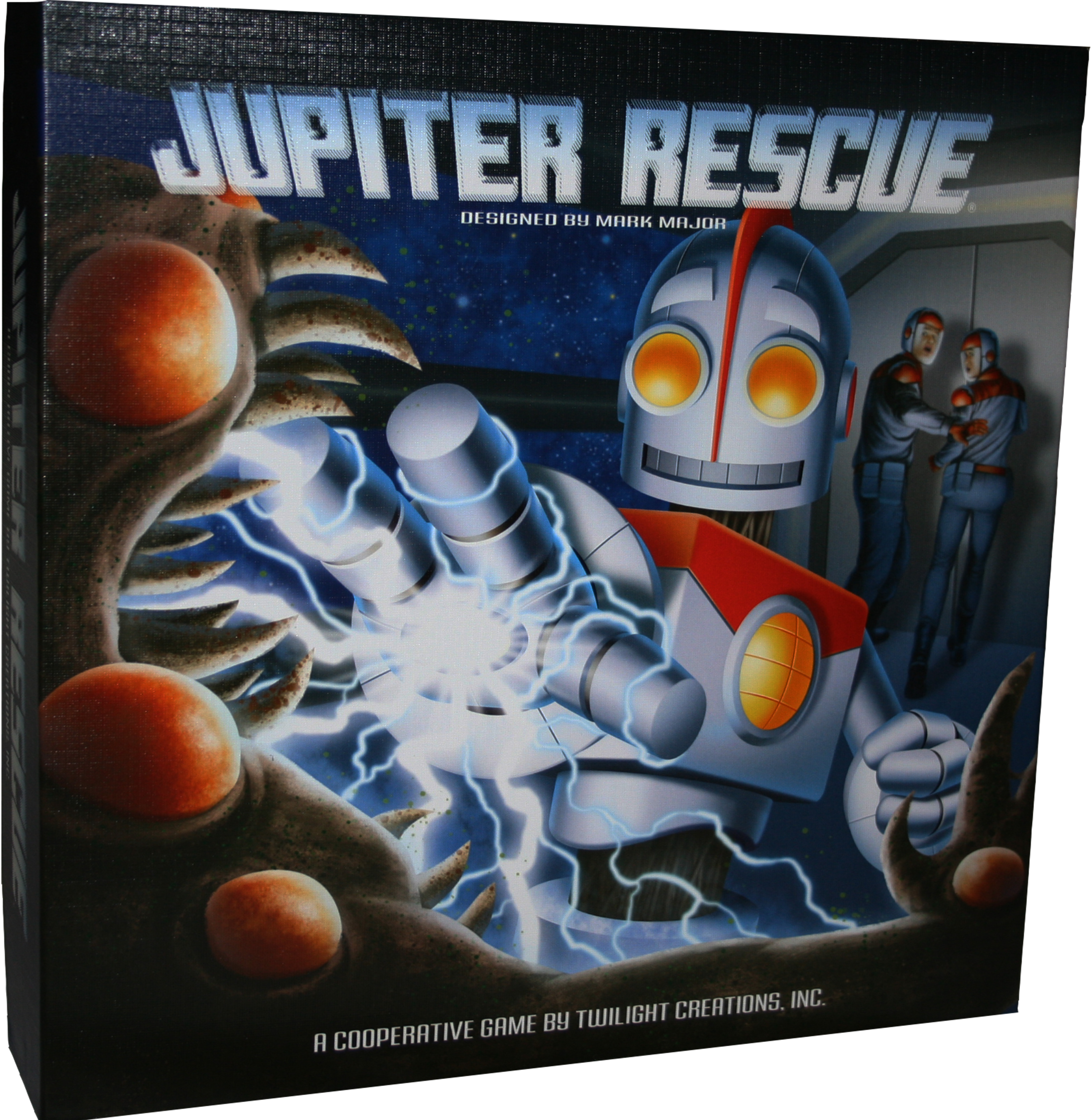 Jupiter Rescue Box Front