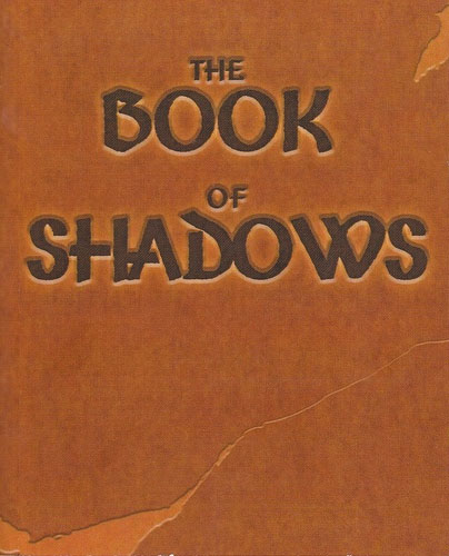 Amazing Adventures Rpg: Book Of Shadows Box Front