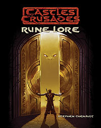 Castles And Crusades Rpg: Rune Lore Box Front