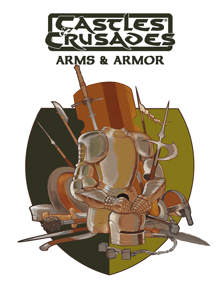 Arms & Armor (rpg System Neutral) Box Front