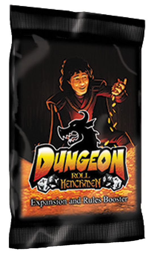 Dungeon Roll: Henchmen Game Box