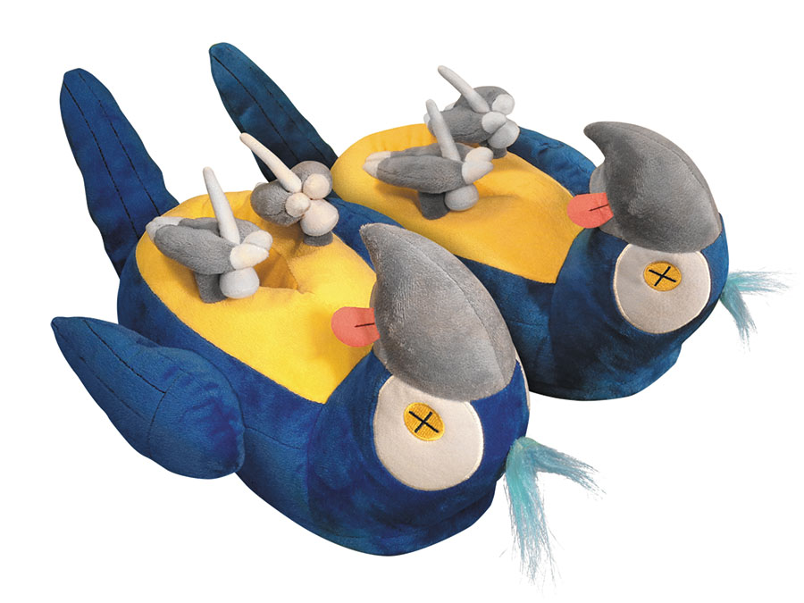 Monty Python: Resting Parrot Slippers Box Front