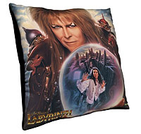 Labyrinth: Plush Pillow Box Front