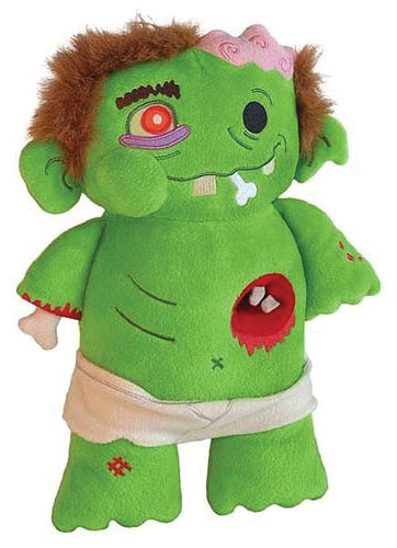 My First Zombie: Plush Box Front