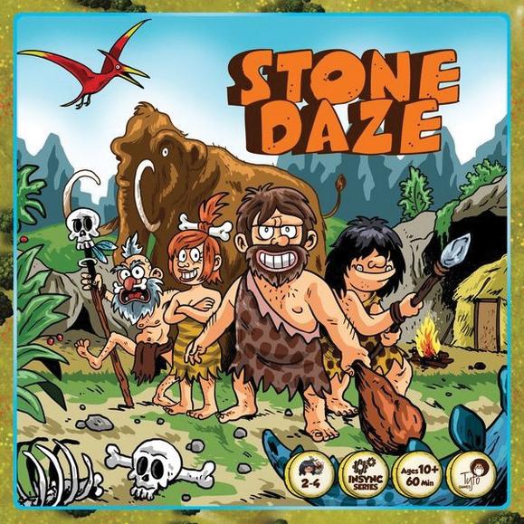 Stone Daze Box Front