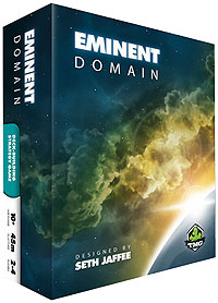 Eminent Domain: Base Game Box Front