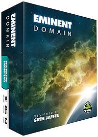 Eminent Domain: Base Game Box Front