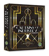 Captains Of Industry Box Front