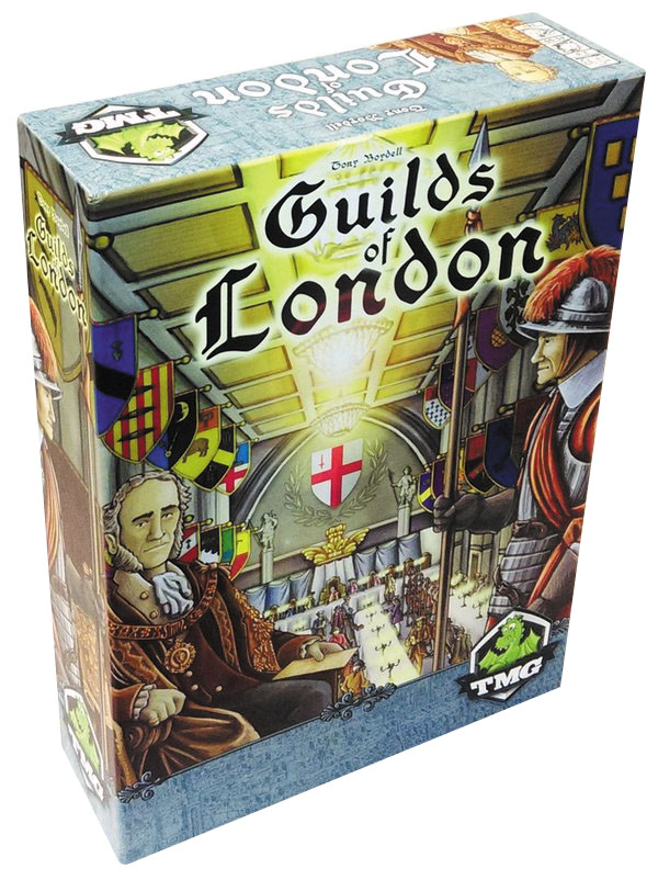 Guilds Of London Box Front