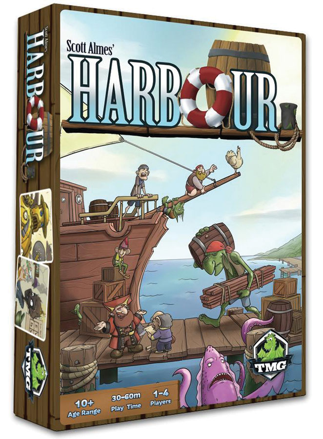 Harbour Box Front