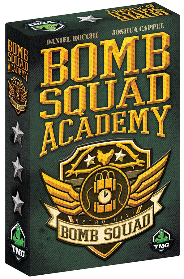 Bomb Squad Academy Box Front