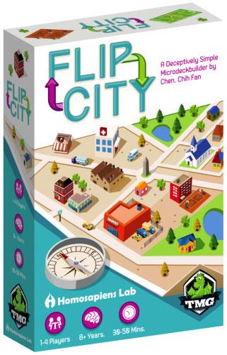 Flip City Box Front