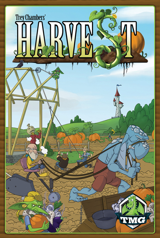 Harvest Box Front