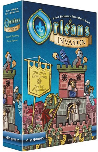 Orleans: Invasion Expansion Box Front