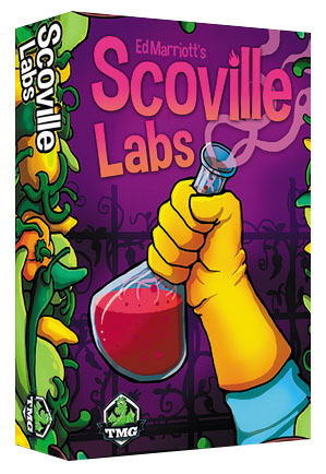 Scoville: Labs Expansion Box Front