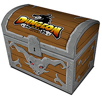 Dungeon Roll: Core Game Box Front