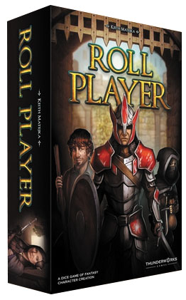 Roll Player Box Front