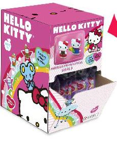 Hello Kitty America The Beautiful Trading Cards Series 2 Gravity Feed Display (36) Box Front