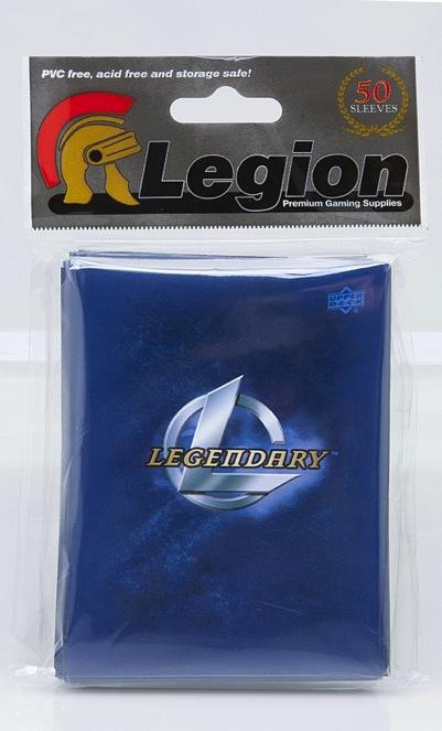 Legendary Dbg: Marvel Legendary Card Sleeves (50) Box Front
