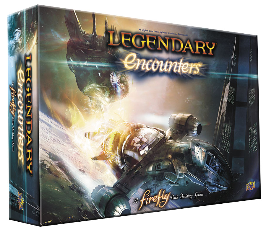 Legendary Encounters Dbg: Firefly Core Set Box Front