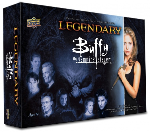 Legendary Dbg: Buffy The Vampire Slayer Box Front