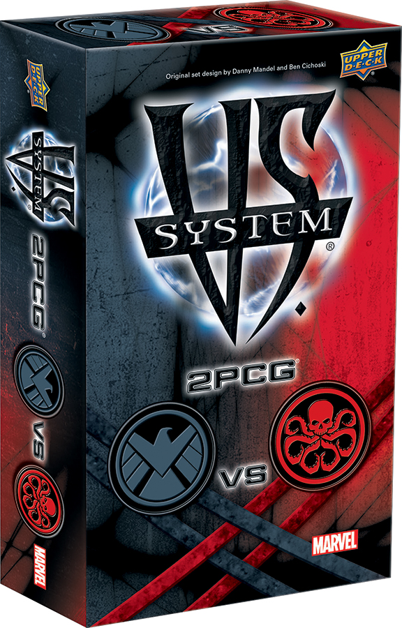 Vs System 2pcg: Shield Vs Hydra Box Front