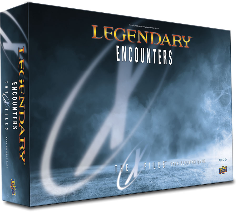 Legendary Encounters: The X-files Game Box