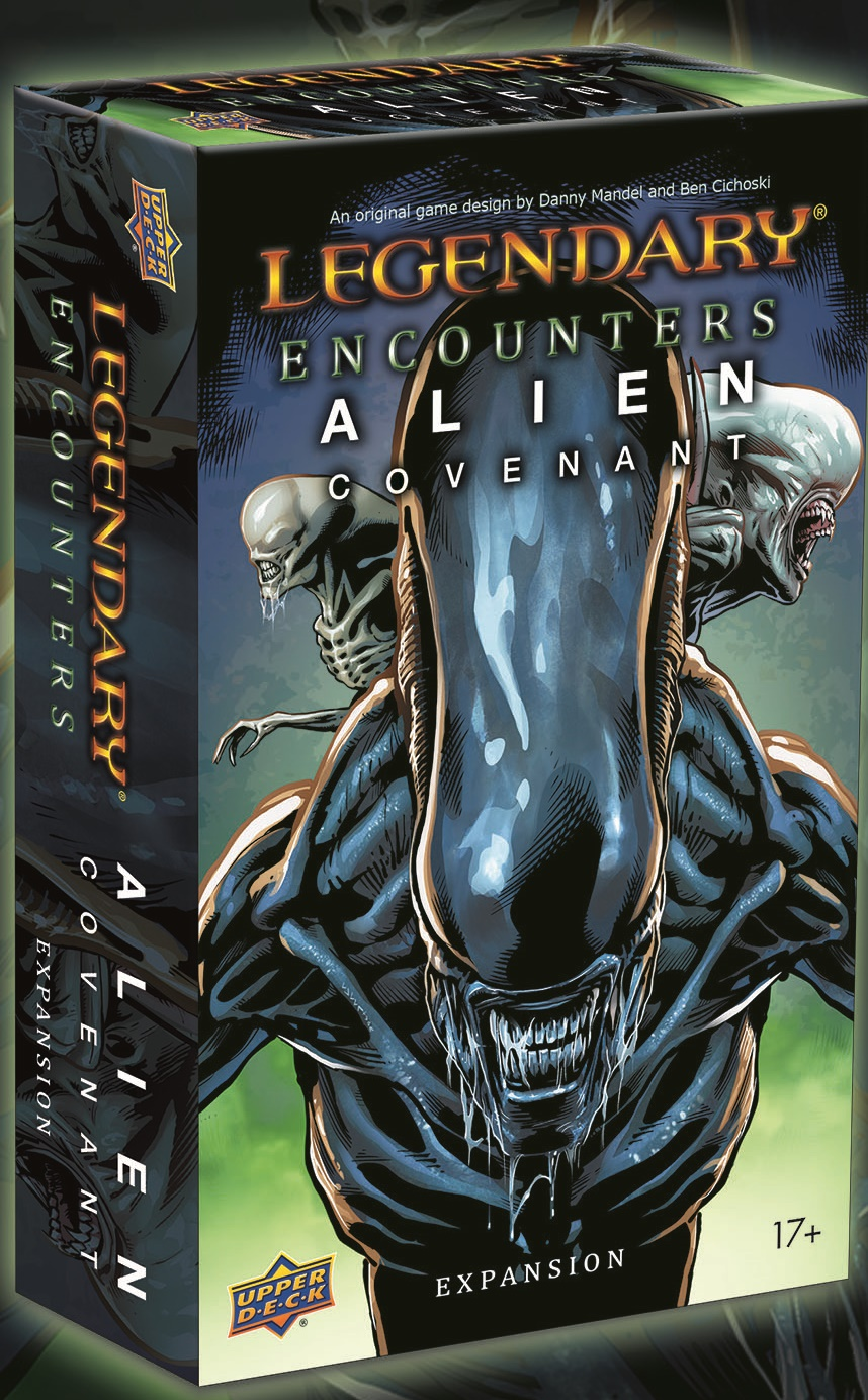 Legendary Encounters Dbg: Alien Covenant Expansion