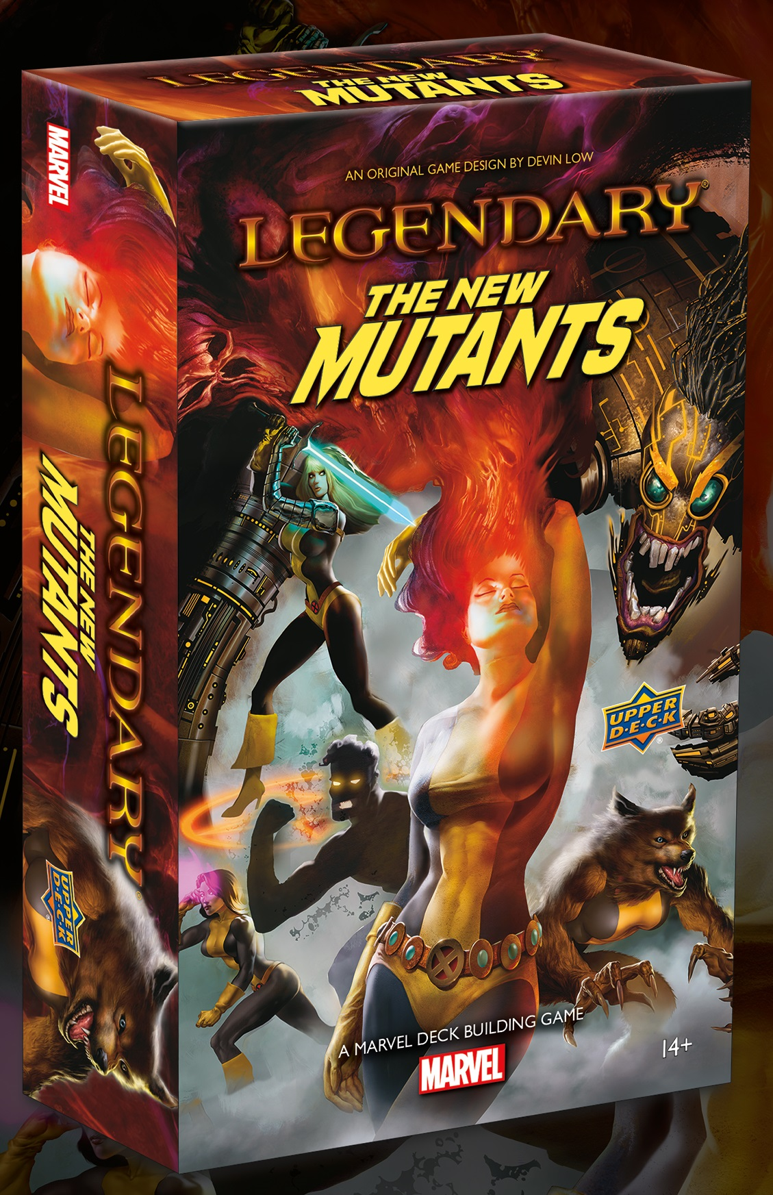 Legendary Dbg: The New Mutants