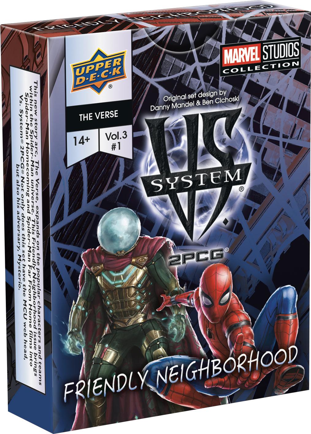 Vs System 2pcg: Marvel Friendly Neighborhood (1 Of 3)
