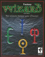 Fantasy Wizard Card Game Box Front