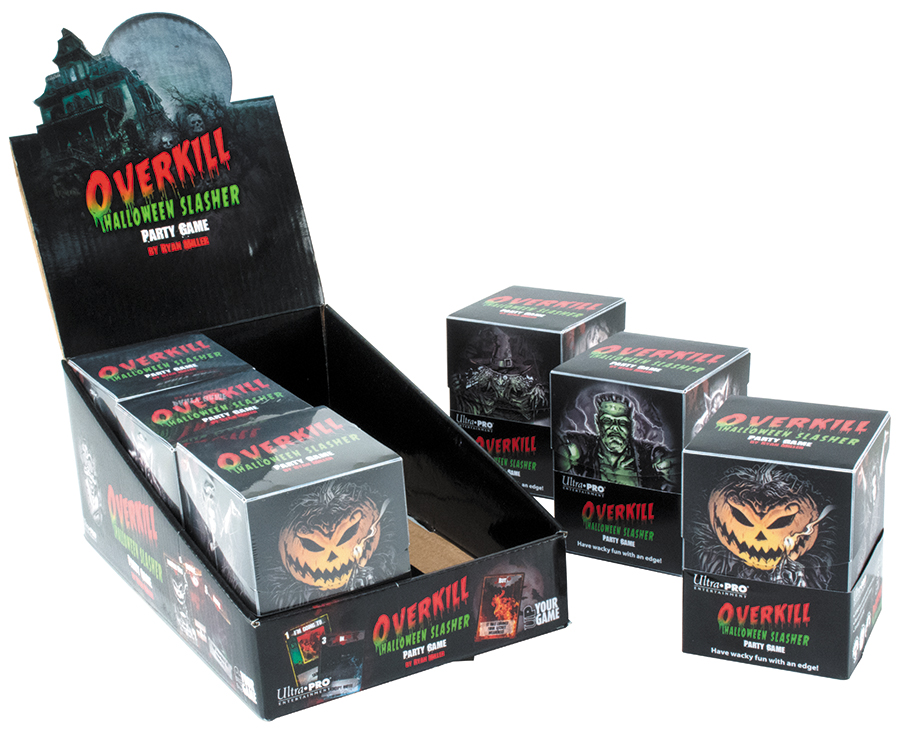 Overkill: Halloween Slasher Box Front