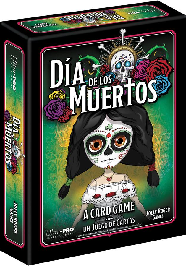 Dia De Los Muertos: Deluxe Box Front