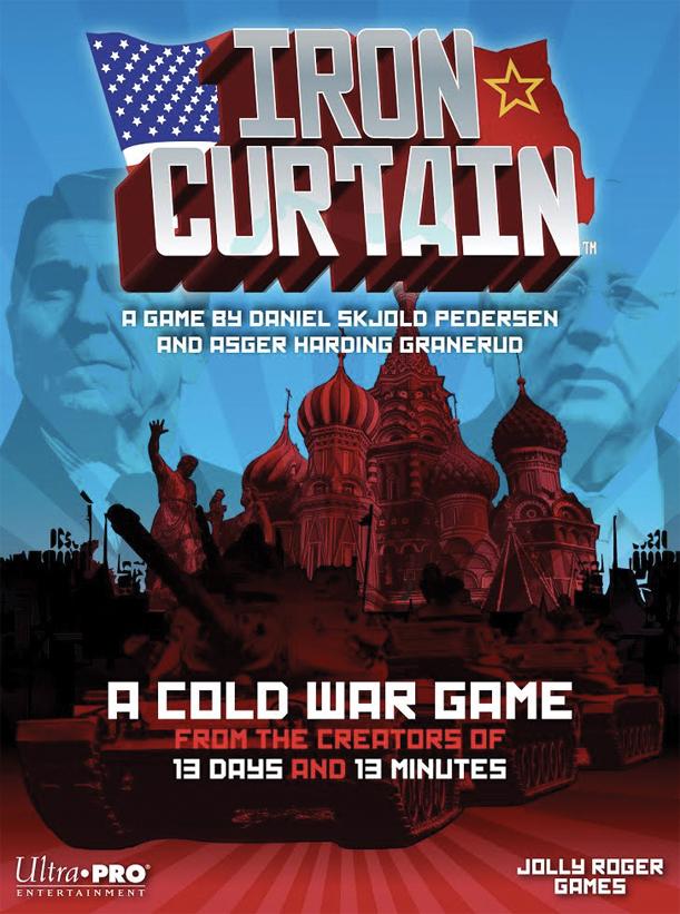 Iron Curtain Box Front
