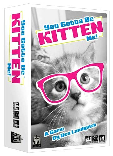 You Gotta Be Kitten Me Box Front
